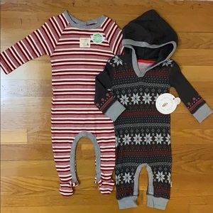 Burt's Bees Baby One Pieces - BURTS BEES Baby 3-6months NWT